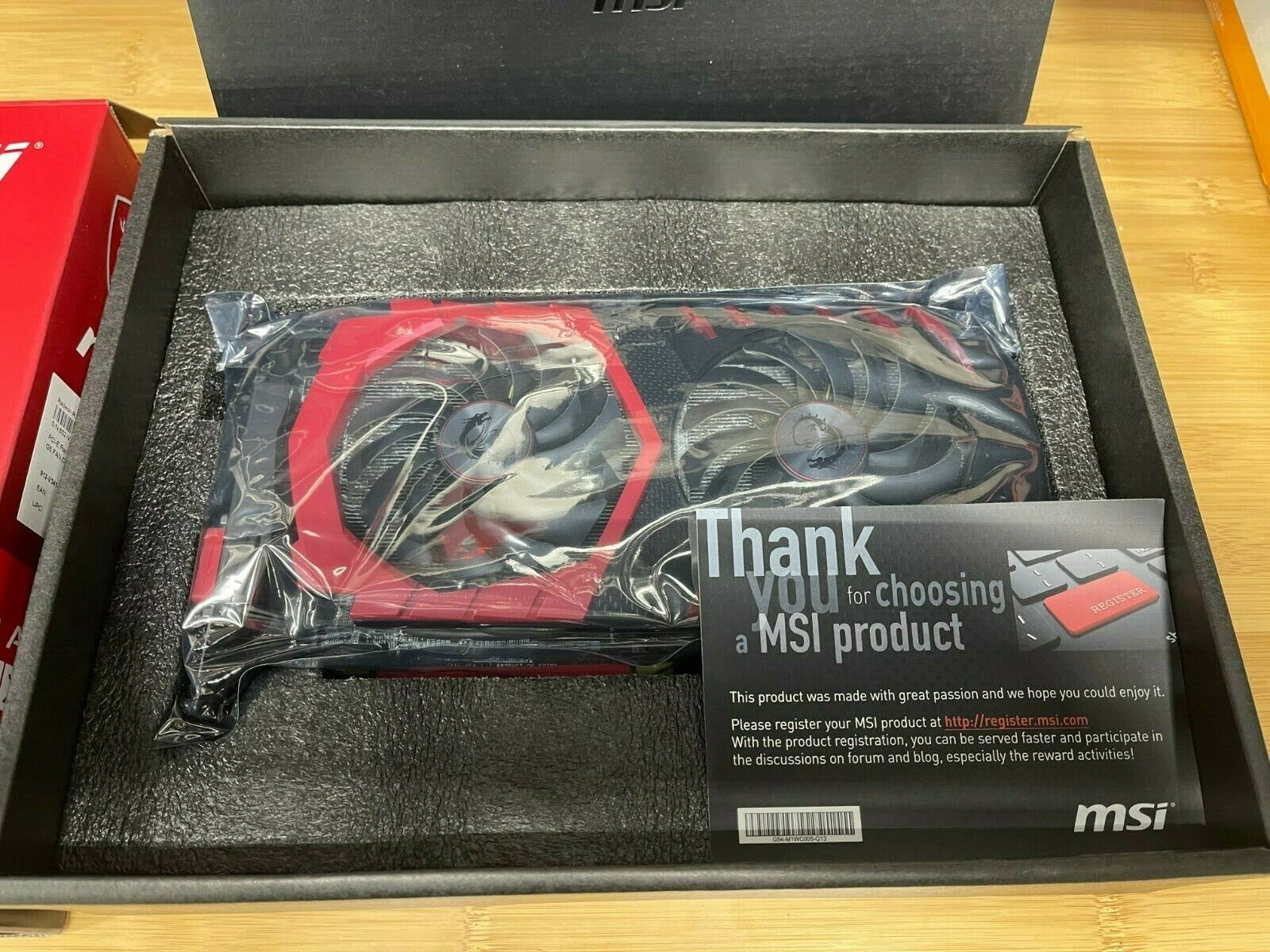 Used-Msi-Gaming-X-Rx580-8Gb-Graphics-Card
